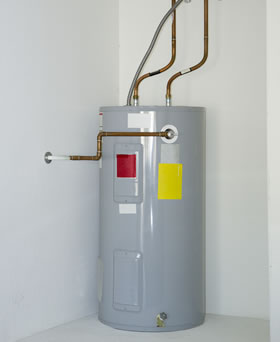 hot water heater repairs and in in